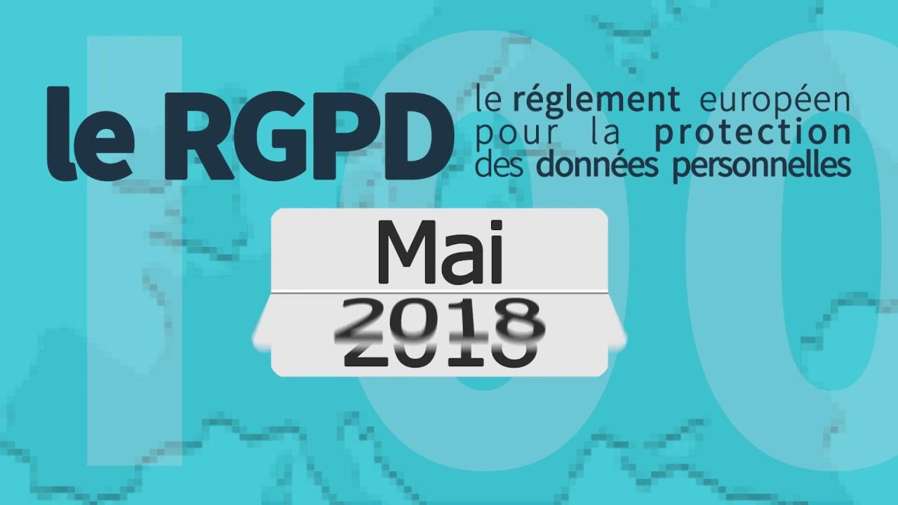 RGPD, données personnelles, UE