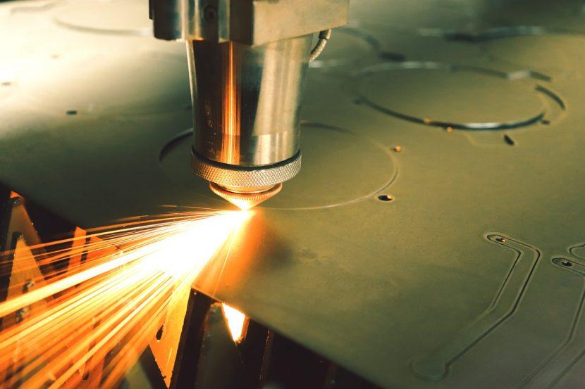 machine de marquage industriel sur métal